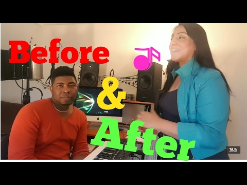 A BEFORE & AFTER AT LAST | TURNED SINGER AFTER JUST 7 LESSONS – Singing Lessons