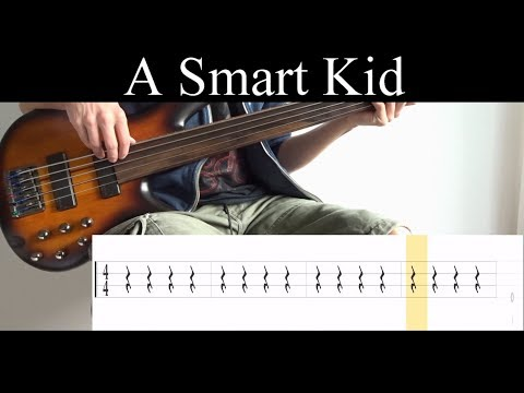 A Smart Kid (Porcupine Tree) – Bass Cover (With Tabs) by Leo Düzey