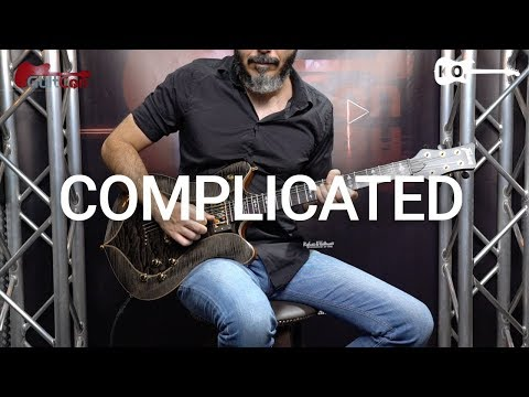 Avril Lavigne – Complicated – Electric Guitar Cover by Kfir Ochaion