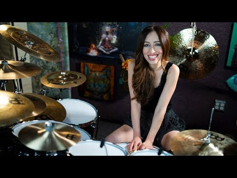 BAD WOLVES – ZOMBIE – DRUM COVER BY MEYTAL COHEN