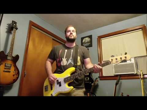 Blink 182 – Always Bass Cover Collab w/ Nick80411