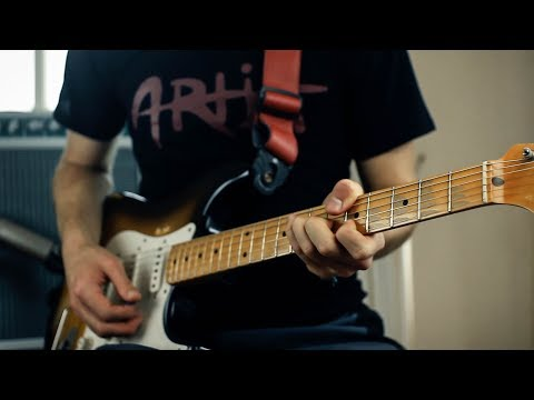 Bold as Love (Guitar Cover) – Jimi Hendrix/John Mayer – Lesson Available (See Description)