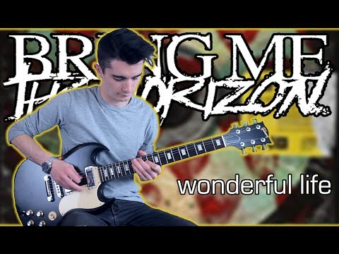 Bring Me The Horizon – wonderful life (Guitar & Bass Cover w/ Tabs)