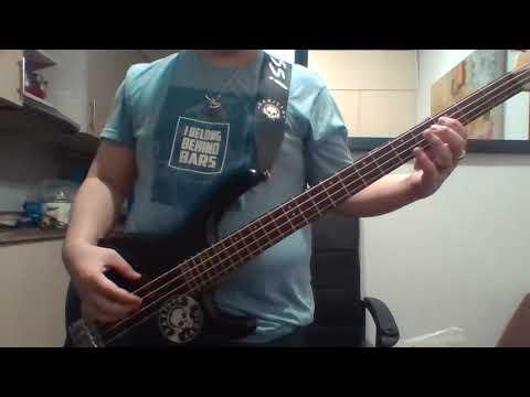 buwan by juan karlos bass cover