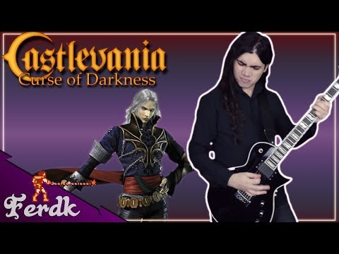 CASTLEVANIA:CoD – A Toccata Into Blood Soaked Darkness【Symphonic Metal Guitar Cover】 by Ferdk