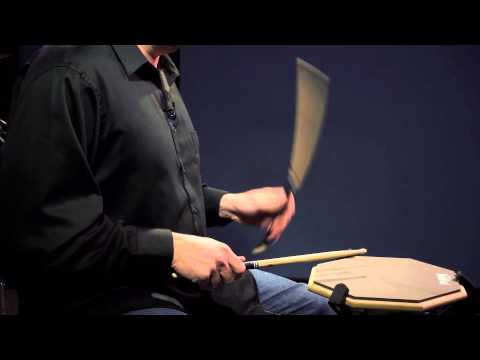 Developing Paradiddle Speed – Free Drum Lessons