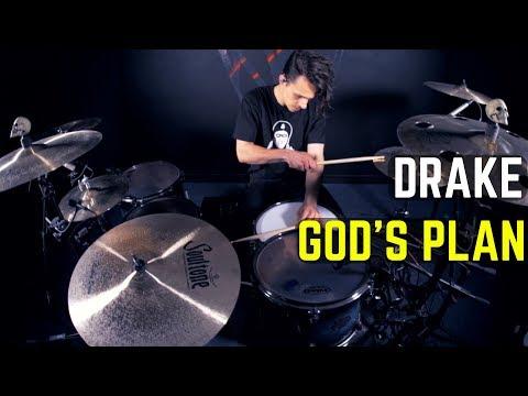 Drake – God's Plan | Matt McGuire Drum Cover
