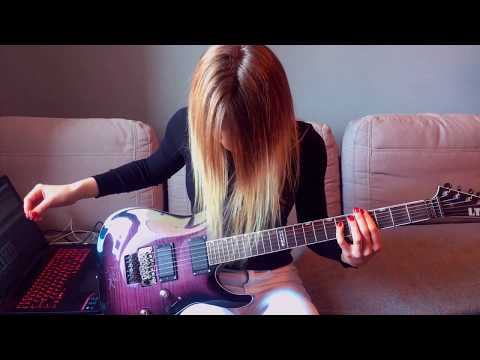 Europe – The Final Countdown full guitar cover by Alex S