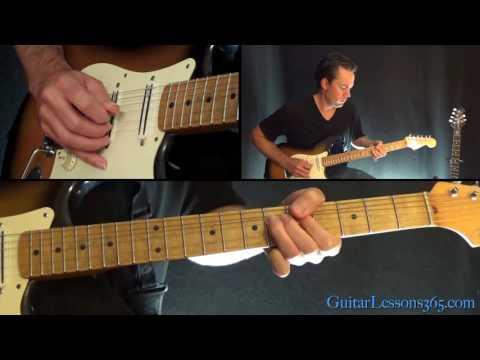 Free Bird Instrumental Guitar Cover by Carl Brown – Lynyrd Skynyrd