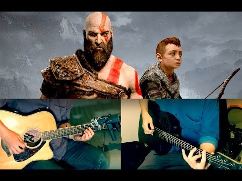 God of War Main Theme – Acoustic Guitar Cover