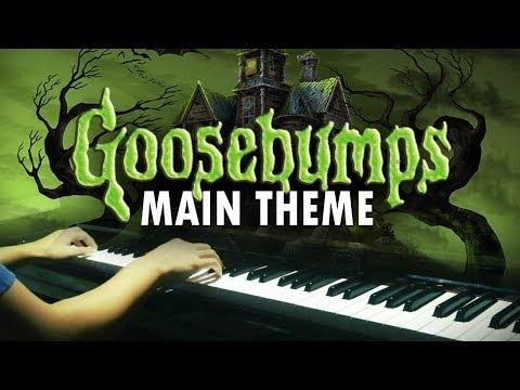 Goosebumps Main Theme/Theme Song – Goosebumps TV Series OST (Piano Cover)