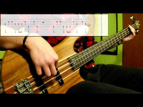 Gorillaz – Feel Good Inc. (Bass Cover) (Play Along Tabs In Video)