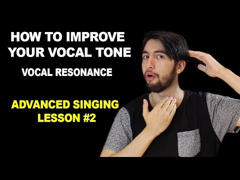 How To Improve Your Vocal Tone – Advanced Singing Lesson #2 – Doug Zed