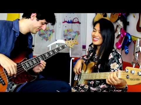 Isn't She Lovely Couple Bass Cover