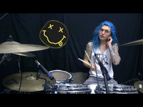 Kyle Brian – Nirvana – Smells Like Teen Spirit (Drum Cover)