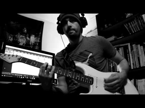 Lady Gaga Bad Romance Guitar Cover by Julien Boutin