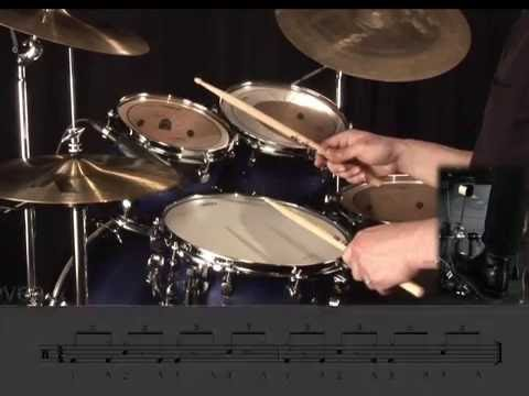 Learn Drums Lesson – The Shuffle Groove