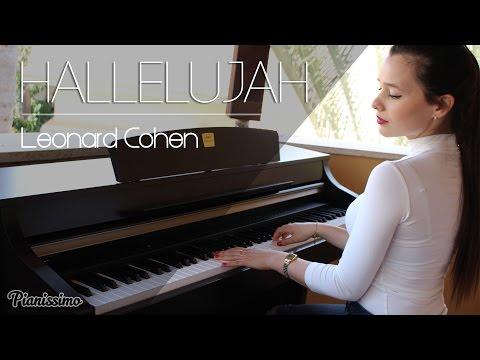 Leonard Cohen – Hallelujah | Piano Cover by Yuval Salomon