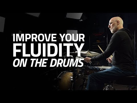 One Simple Exercise To Improve Your Fluidity On The Drums – Drum Lesson (Drumeo)