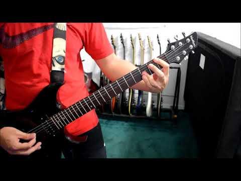 Papa Roach – Decompression Period (Guitar Cover)