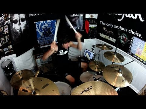 Papa Roach – Last Resort – Drum Cover