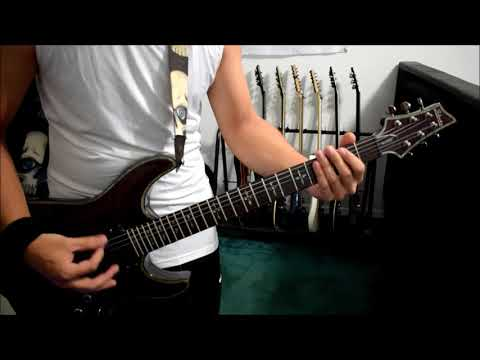 Papa Roach – She Loves Me Not (Guitar Cover)