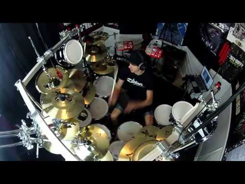 Phil Collins – In The Air Tonight – Drum Cover – featuring Pearl e-Pro Live Drums!
