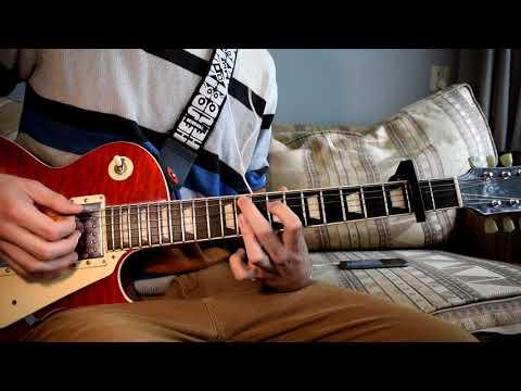 Puma Blue – Want Me Guitar Cover