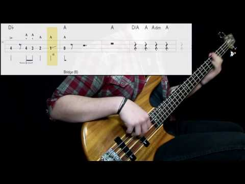 Queen – Bohemian Rhapsody (Bass Cover) (Play Along Tabs In Video)