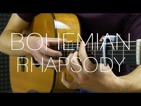 Queen – Bohemian Rhapsody – Fingerstyle Guitar Cover