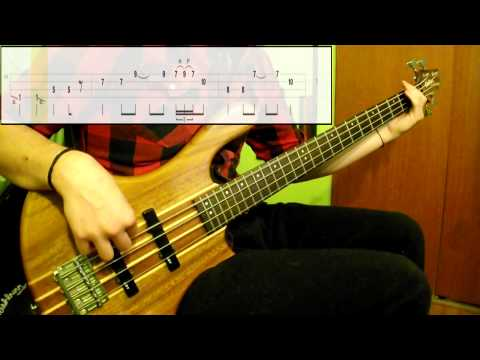Red Hot Chili Peppers – Californication (Bass Cover) (Play Along Tabs In Video)