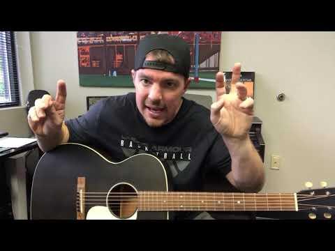 Ride All Night | Jason Aldean | Beginner Guitar Lesson