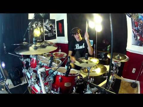 Rush – Drum Cover – YYZ – Tom Sawyer – Spirit Of Radio – Red Barchetta – Rush Medley