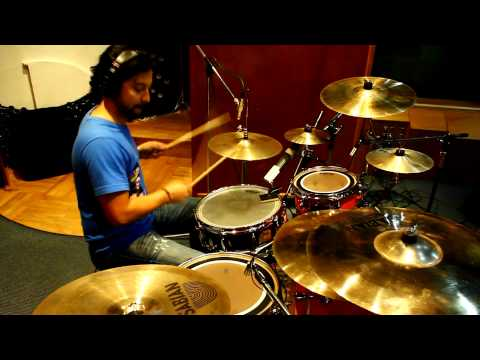 Superstition – Stevie Wonder Drum COVER