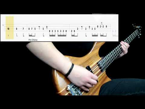 System Of A Down – B.Y.O.B. (Bass Cover) (Play Along Tabs In Video)