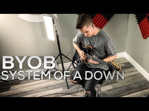 System Of A Down – B.Y.O.B. – Cole Rolland (Guitar Cover)
