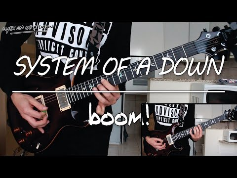 System Of A Down – Boom! (guitar cover)