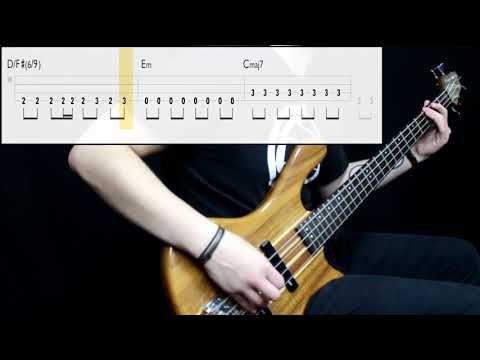 The Cranberries – Zombie (Bass Cover) (Play Along Tabs In Video)