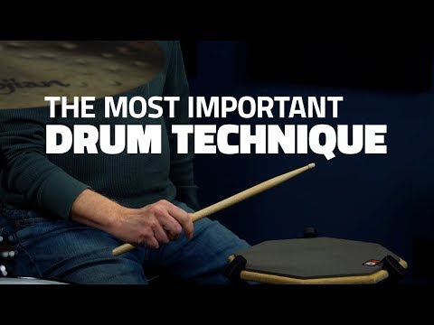 The Most Important Drum Technique In The World – Drum Lesson