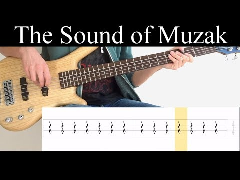 The Sound Of Muzak (Porcupine Tree) – Bass Cover (With Tabs) by Leo Düzey