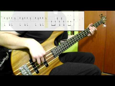 Toto – Africa (Bass Cover) (Play Along Tabs In Video)