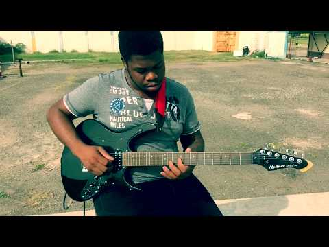 Vybz Kartel – Colouring This Life (Guitar Cover)