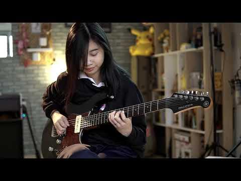 「Yume e no Route –หมื่นเส้นทาง–」| Guitar cover by แพร [นักเรียน]