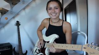 Stairway to heaven Guitar Solo by Chloé